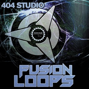 INDUSTRIAL STRENGTH RECORDS - 404 Studio Fusion Loops (Sample Pack WAV/APPLE)