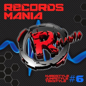 VARIOUS - Records Mania Vol 6 (Hardstyle Jumpstyle Tekstyle)