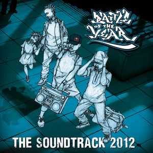 VARIOUS - International Battle Of The Year 2012 (The Soundtrack)
