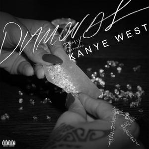 RIHANNA feat KANYE WEST - Diamonds (Explicit Remix)