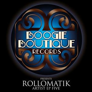 ROLLOMATIK - Artist EP Five