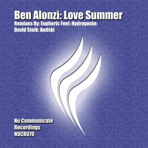 ALONZI, Ben - Love Summer