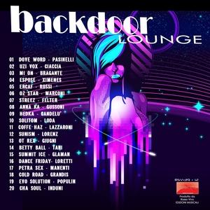VARIOUS - Backdoor Lounge