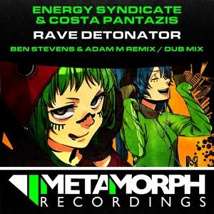 ENERGY SYNDICATE/COSTA PANTAZIS - Rave Detonator