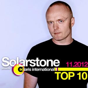 SOLARSTONE/VARIOUS - Solaris International Top 10