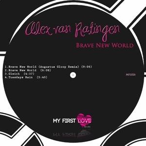 VAN RATINGEN, Alex - Brave New World
