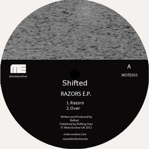 SHIFTED - Razors EP
