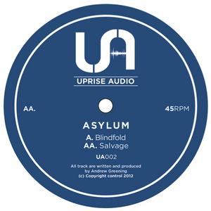 ASYLUM - Blindfold