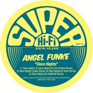 ANGEL FUNKE - Disco Nights