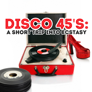 VARIOUS - Disco 45's A Short Trip Into Ecstasy