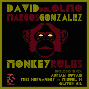 DEL OLMO, David/MARCOS GONZALEZ - Monkey Rules