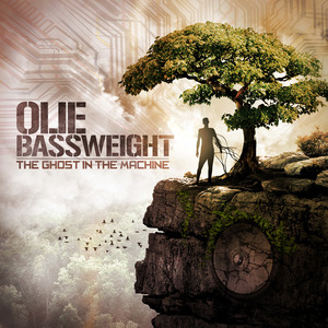 BASSWEIGHT, Olie - The Ghost In The Machine LP
