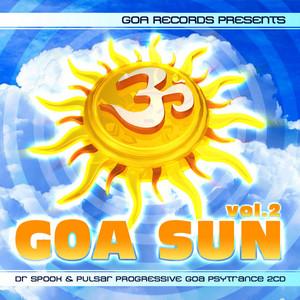 DR SPOOK/PULSAR/VARIOUS - Goa Sun V2 (by Dr Spook & Pulsar: Best Of Progressive Goa Trance Acid Techno Pschedelic Trance)