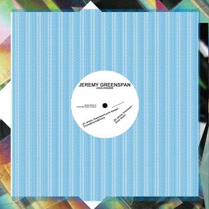 JEREMY GREENSPAN - Drums&Drums&Drums
