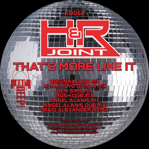 H&R JOINT - That's More Like It EP