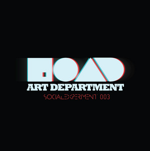 ART DEPARTMENT/VARIOUS - Social Experiment 003 (unmixed tracks)