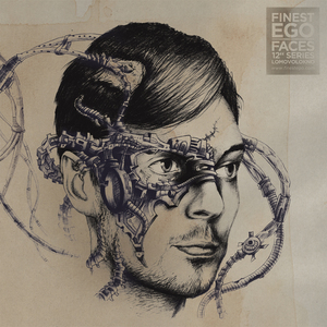 LOMOVOLOKNO/SIEREN - Finest Ego: Faces Series Vol 4
