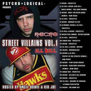 NECRO - Street Villains Vol 1 (Explicit)