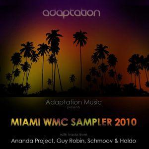 D REFLECTION/DISTANT PEOPLE/VINCENT KWOK/HALDO - Adaptation Music Sampler