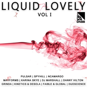 VARIOUS - Liquid Lovely EP