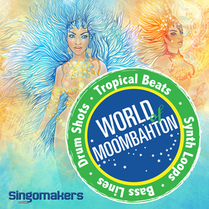 SINGOMAKERS - World Of Moombahton (Sample Pack WAV/APPLE/LIVE/REASON)
