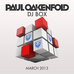OAKENFOLD, Paul/VARIOUS - DJ Box March 2013