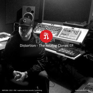 DISTORTION - The Analog Clones EP