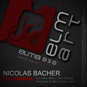 BACHER, Nicolas - Olympia