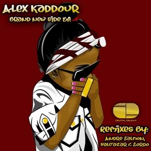 KADDOUR, Alex - Brand New Side EP
