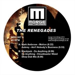 AMBROSE, Mark/AUBREY/BLACKJACK - The Renegades