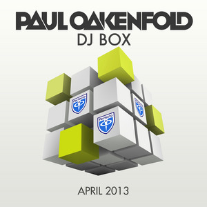 OAKENFOLD, Paul/VARIOUS - DJ Box April 2013