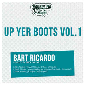 RICARDO, Bart/KENYON - Up Yer Boots Vol 1