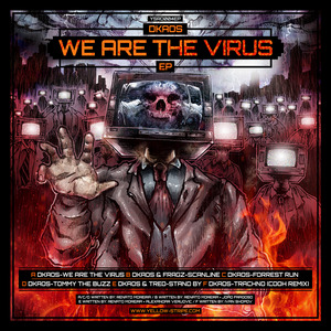 DKAOS - We Are The Virus EP