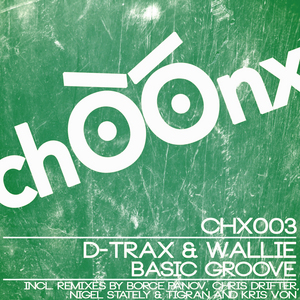 D TRAX/WALLIE - Basic Groove