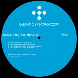QUANTIC SPECTROSCOPY - Inside A Rotten Head