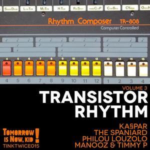 VARIOUS - Transistor Rhythm Vol 3