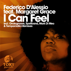 ALESSIO, Federico feat MARGARET GRACE - I Can Feel