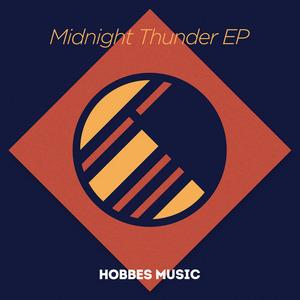 CONQUERING ANIMAL SOUND/AUNTIE FLO/HRH/LEONIDAS & HOBBES - Midnight Thunder EP