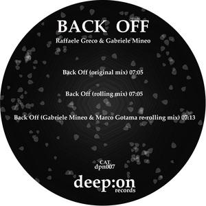 RAFFAELE GRECO/GRABRIELE MINEO - Back Off