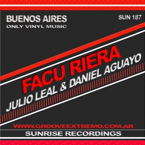 LEAL, Julio/DANIEL AGUAYO/FACU RIERA - Facu Riera & Jd Formation