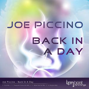 PICCINO, Joe - Back In A Day