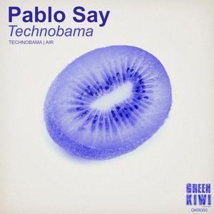 PABLO SAY - Technobama