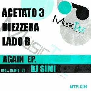 ACETATO 3/DIEZZERA/LADO B - Again EP