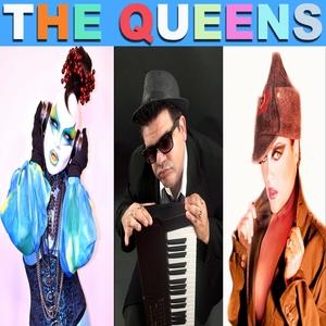 DJ MDW/NINA FLOWERS/VBUTTERFLY LA MARIPOSA - The Queens