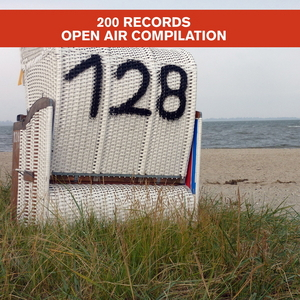 VARIOUS - 200 Records: Open Air Compilation