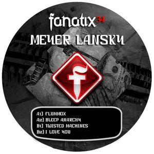 LANSKY, Meyer - Twisted Machines EP