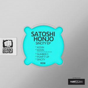 HONJO, Satoshi - SinCity EP