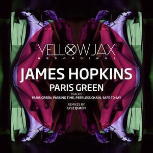 HOPKINS, James - Paris Green EP