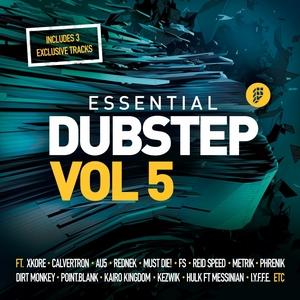 VARIOUS - Essential Dubstep Vol 5 (Best Of Underground Dubstep/Brostep 2013)