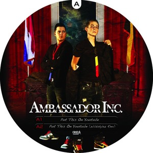 AMBASSADOR INC - Dear Nation EP